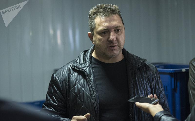 Частный предприниматель Евгений Завьялов