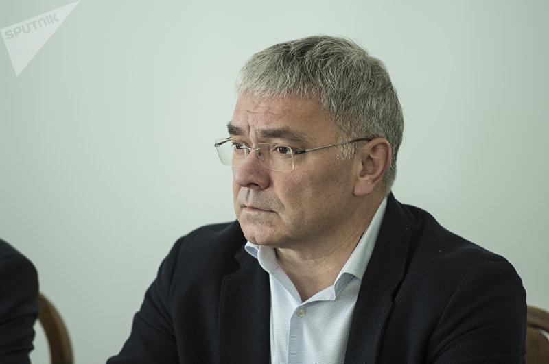 Президент Российского института отраслевого питания (SIFI) Владимир Чернигов