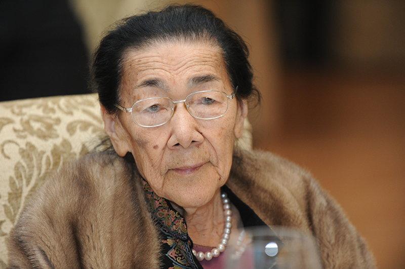2013 —  скончалась бывший министр культуры советской Киргизии Кулийпа Кондучалова, которая за много лет работы внесла огромный вклад в развитие отечественной культуры