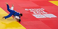 Жаштар олимпиадасындагы дзюдочулар. Архив