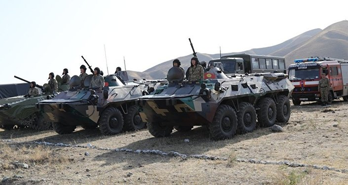 В ходе второй фазы Заслона отрабатывались действия по ликвидации незаконных вооруженных формирований