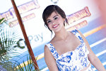 Известная американская певица и актриса Селена Гомес. Архивное фото