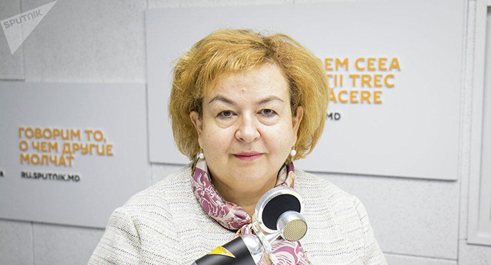 Председатель Союза ревматологов Молдовы Лилиана Гроппа. Архивное фото