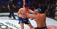 Федор Емельяненко нокаутировал соперника в первом раунде. Видео