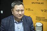 Көз карандысыз эксперт, аналитик Арстан Кадыров
