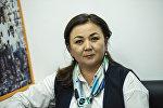 Вице-мэр Асель Куламбаева