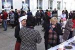 Как на юге Кыргызстана прошел фестиваль правильного питания. Видео