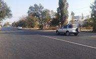 Открытие улиц Бишкека после ремонта