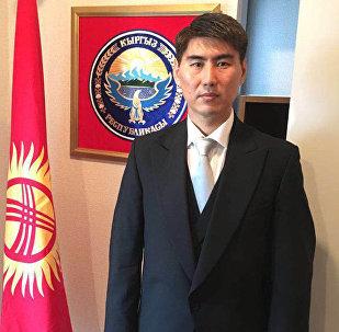 Посол Кыргызстана в Японии Чингиз Айдарбеков. Архивное фото