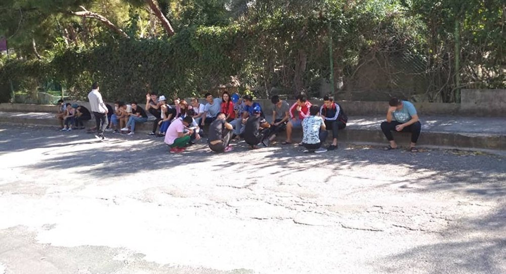 Ситуация с 46 гражданами Кыргызстана в Анталье