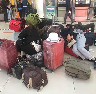 Ситуация с 46 гражданами Кыргызстана в Турции