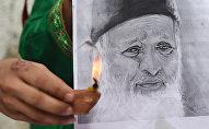 Похороны основателя крупнейшей благотворительной организации Абдуса Саттара Эдхи