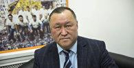 Мамлекеттик ипотека компаниясынын төрагасы Бактыбек Шамкеев