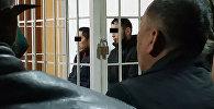 На скамье подсудимых — обвиняемый в убийстве девушки Марс Бодошев и Ахмат Сейитов, проходящий по уголовному делу как соучастник похищения. Архивное фото