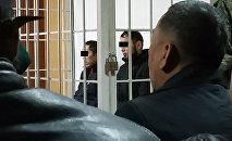 Заседание по делу об убийстве Бурулай Турдали кызы  в Свердловском районном суде Бишкека