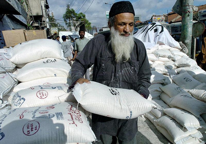 Основатель крупнейшей благотворительной организации в Пакистане Абдус Саттар Эдхи