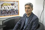 Бишкек шаардык санитардык-эпидемиологиялык көзөмөл борборунун бөлүм башчысы Махамат Мурзашев
