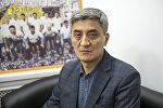 Бишкек шаардык санитардык-эпидемиялогиялык көзөмөл борборунун бөлүм башчысы Махамат Мурзашев