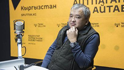 Генеральный директор сотовой компании, экс глава ГАС КР и ОАО Кыргызтелеком Алмазбек Кадыркулов