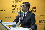 Бишкектин мэри Азиз Суракматов маек учрунда