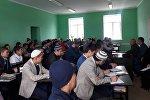 Сотрудники ГУВД Чуйской области провели мероприятия по профилактике экстремизма и терроризма и преступлений против личности и общества