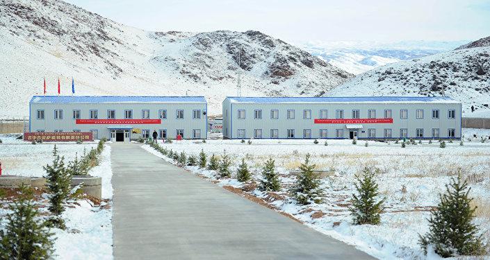 В Кеминском районе (Чуйская область) открылся первый завод по производству взрывчатых веществ ОсОО Салют Компани