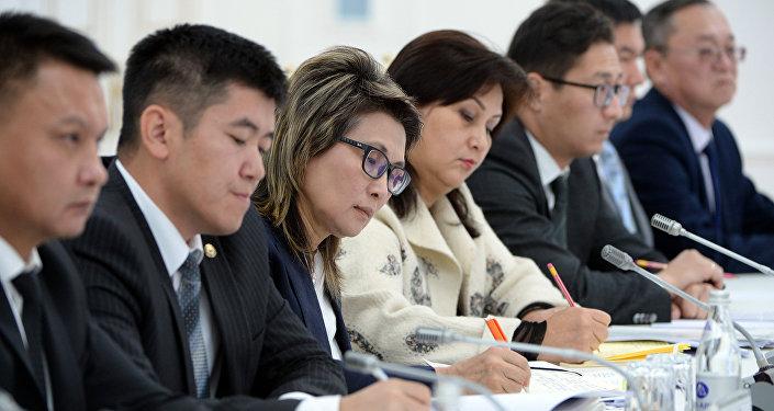 Совещание по вопросам реализации судебно-правовой реформы