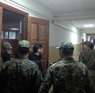 Заседание по делу об убийстве Бурулай Турдали кызы в Свердловском районном суде