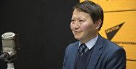 Заместитель генерального директора по информационным технологиям ГП Кыргызпочтасы Эркин Суюркулов