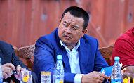 Архивное фото бывшего первого заместителя руководителя аппарата президента Икрамжана Илмиянова