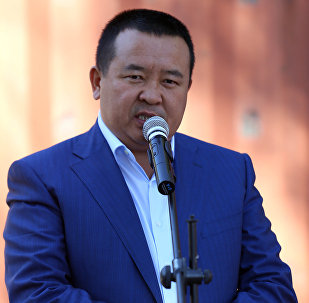 Бывший советник экс-президента КР Икрамжан Илмиянов. Архивное фото