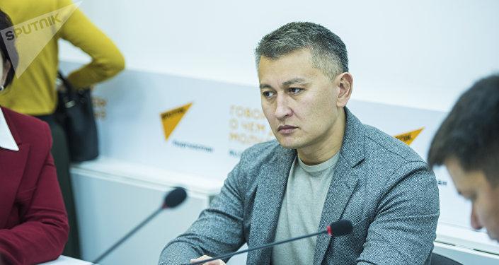 Жогорку Кеңештин депутаты Исхак Пирматов