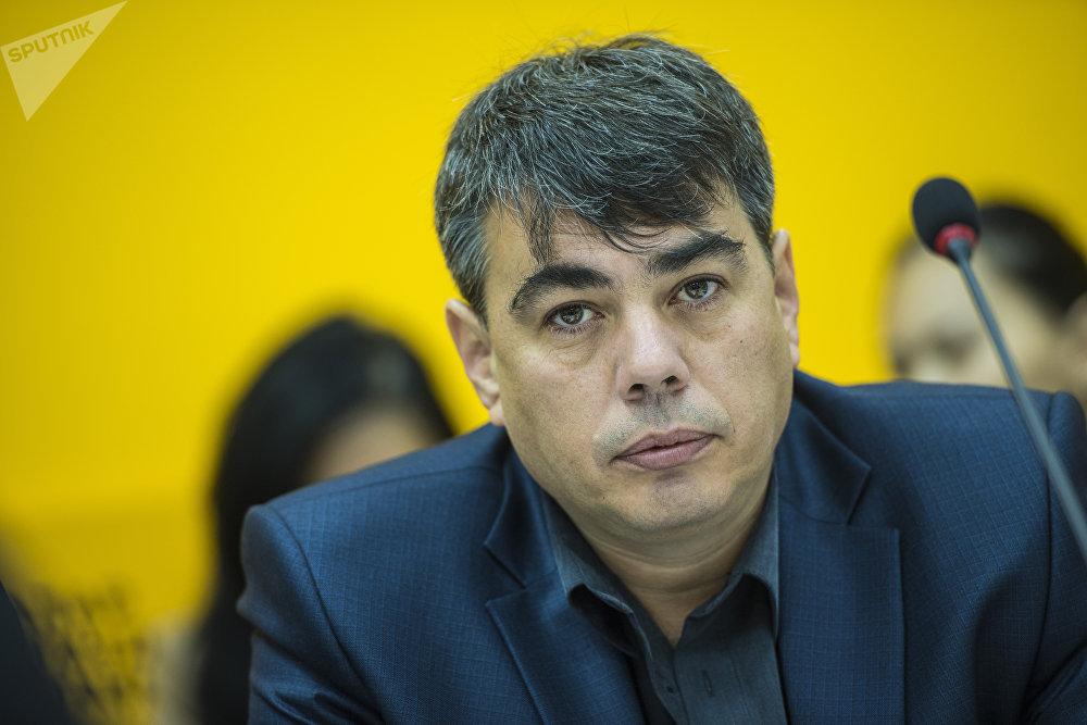 Исполнительный директор авиакомпании Tez Jet Ян Екимовский