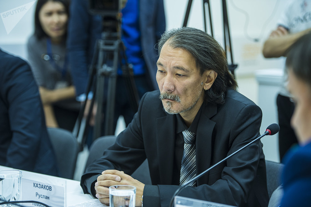 Главный специалист Управления регулируемых сфер Госагентства антимонопольного регулирования Руслан Казаков
