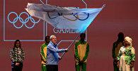 Аргентинанын борбору Буэнос-Айрес шаарында өткөн III жаштар олимпиадалык оюндарынын жабылыш аземи