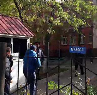 Икрамжана Илмиянова доставили в суд — видео
