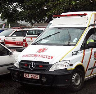 Скорая помощь в ЮАР