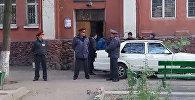 Как Икрамжана Илмиянова увозили после суда — видео