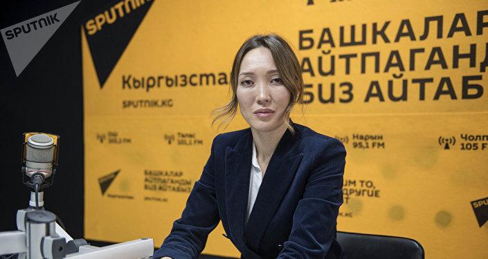 Врач-косметолог Асель Баяндарова