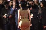 Американская телезвезда Ким Кардашьян. Архивное фото
