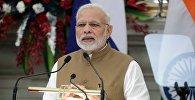 Индиянын премьер-министри Нарендра Моди. Архив