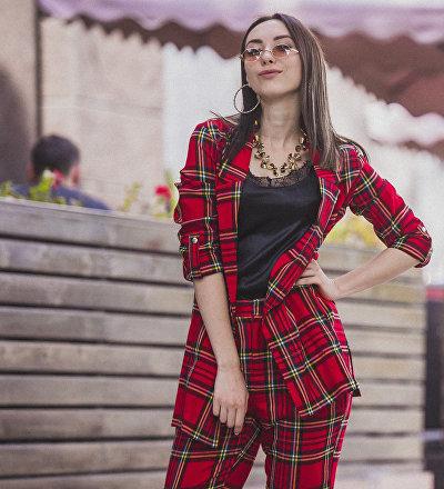 Солистка кавер-группы Hype Band Настасия Лимарева