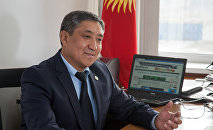 Заместитель генерального директора госпредприятия Кыргызаэронавигация Маматназар Жакыпбаев