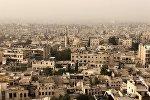 Алеппо шаары, Сирия. Архив