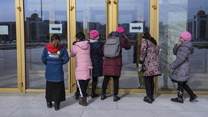 Реконструкция Государственного исторического музея в Бишкеке