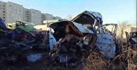 Кладбище машин и людей — пугающее видео для водителей от ГУОБДД