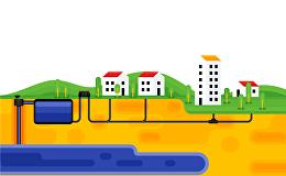 Как вода попадает в квартиры бишкекчан