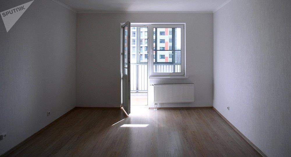 Комната в многоэтажном жилом доме. Архивное фото