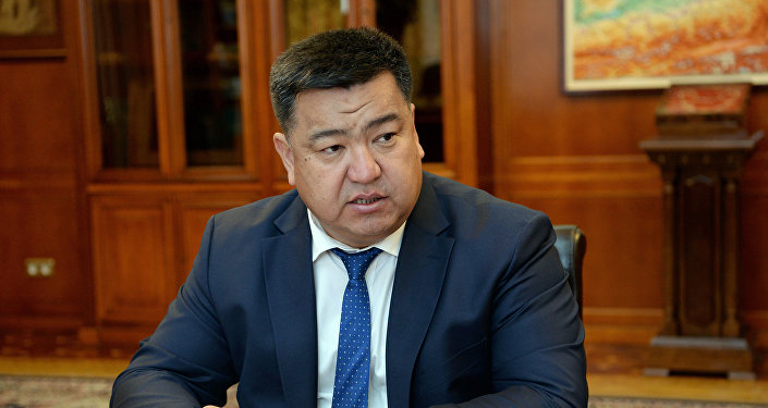 На встрече президента с министром сельского хозяйства Нурбеком Мурашевым была обсуждена ситуация в сфере сельского хозяйства страны, ход проведения осенне-полевых работ, вопросы экспорта сельскохозпродукции.