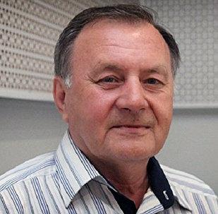 Политолог, эксперт по проблемам стран Ближнего Востока и Кавказа Станислав Тарасов. Архивное фото